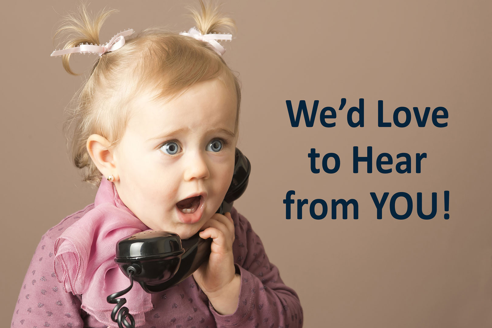 Effective Advertising - We'd Love to Hear from YOU!